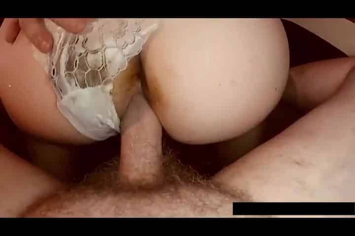Big ass mom panty pooping and fucking xxx porn movie